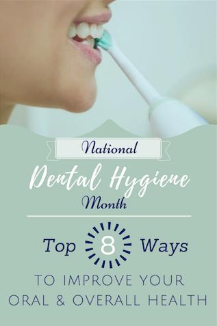 National Dental Hygiene Small Blog